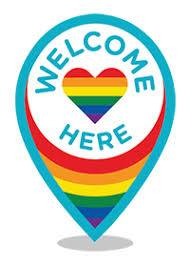 Welcome Here Rainbow Tribes
