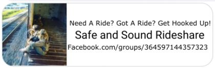 Safe and sound ride share